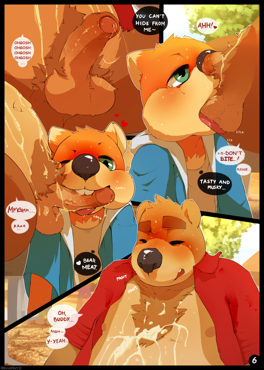 day conker's bad cogs fur How this all happened yiff