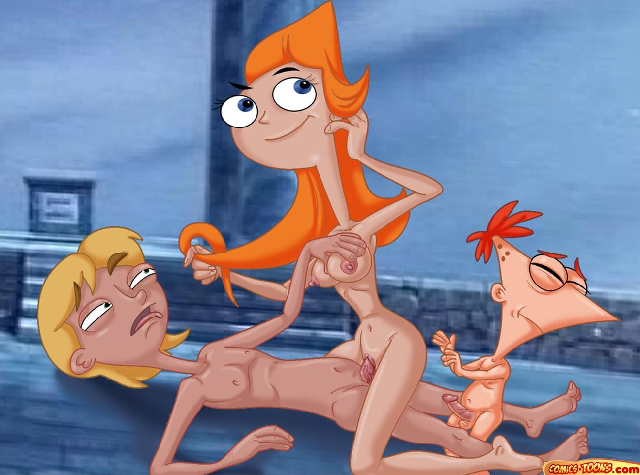candace and phineas naked ferb How to get to yogg-saron