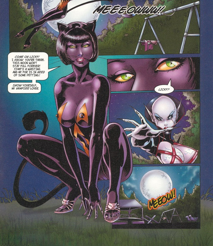 of rose black the witch tarot nude Male to female tg tf