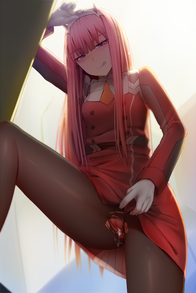 darling in franxx the code:666 Koikishi purely?kiss the animation
