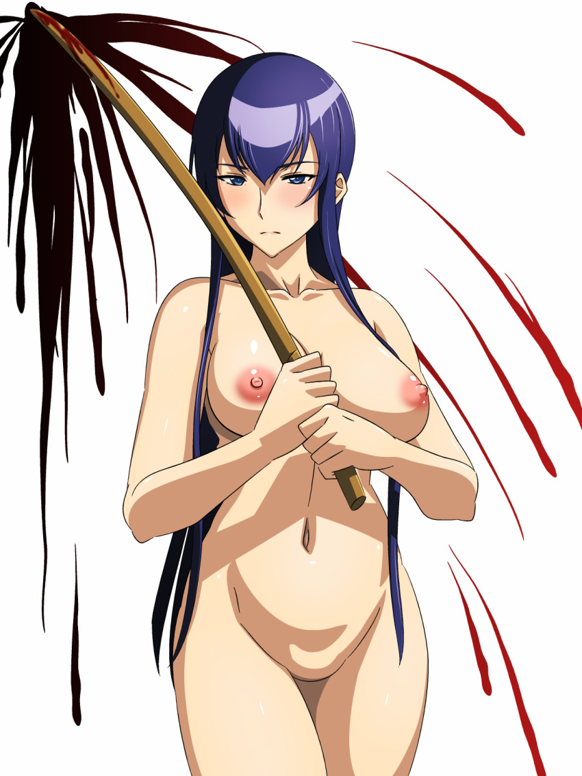 saeko of nude the highschool dead Ace of clubs justice league