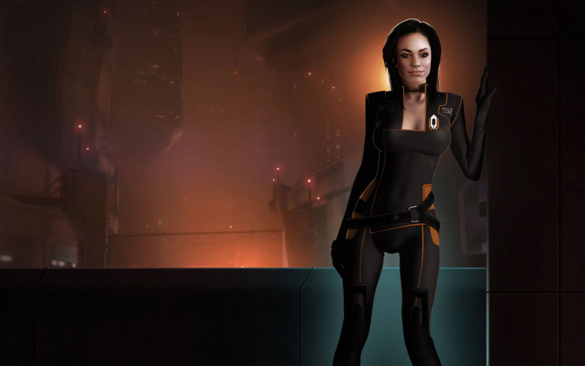 lawson 2 mass effect miranda Dungeon travellers 2 censored images