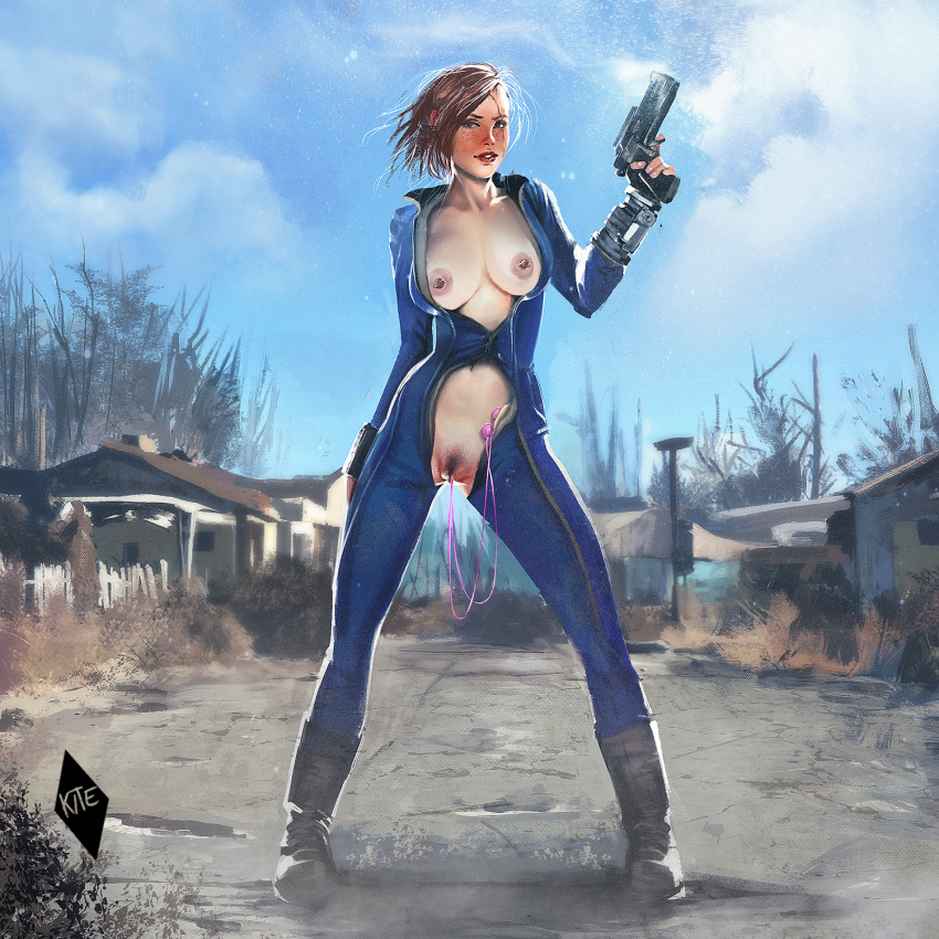 fallout 75 4 jumpsuit vault Breath of the wild fish girl