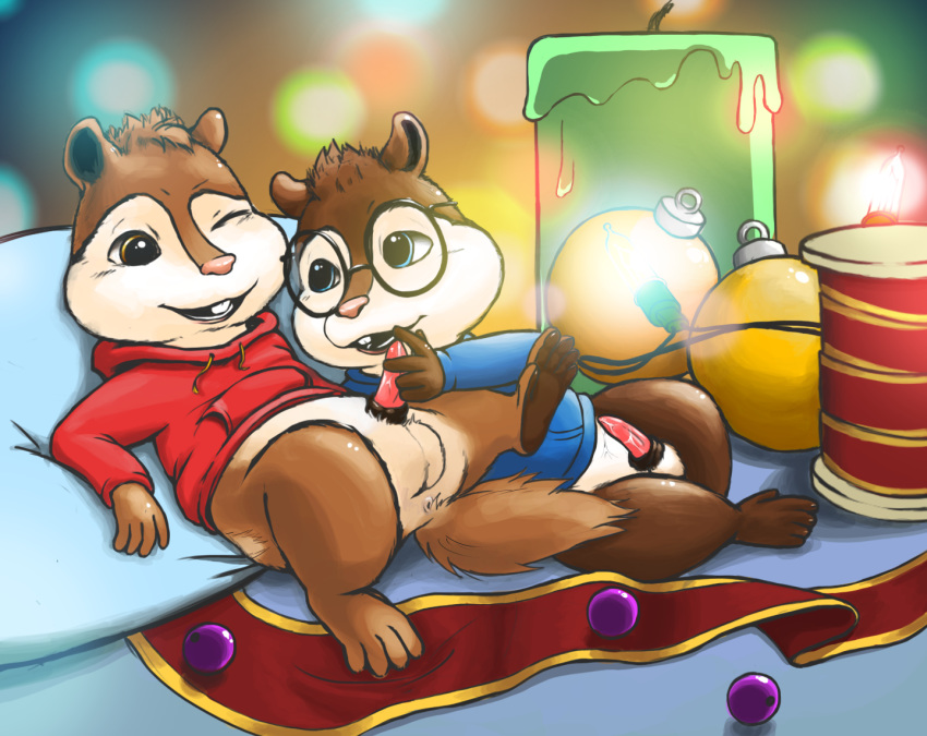 alvin uncle chipmunks the and ian Alignment_you!_you!