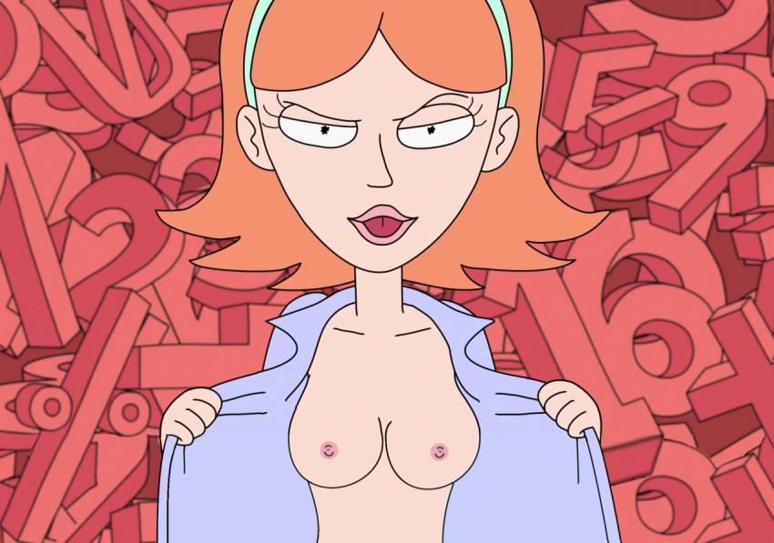 morty and rick unity xxx Summer from rick and morty nude