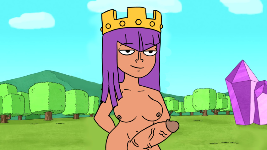 of nude clash clans witch Ok ko let's be heroes bernard